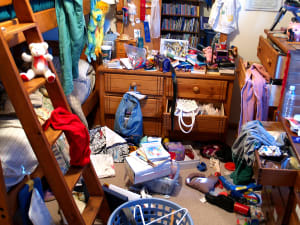 in Fort Worth - Eagle Martial Arts - Clean vs. Clutter