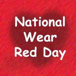 Personal Training in London - AG Personal Fitness - National Wear Red Day - Are you wearing Red?