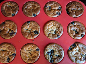 Start your Day with Blueberry Muffins at RARE Crossfit Fredericksburg, Spotsylvania, and Stafford's premier CrossFit Facility!