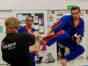 in Reading - KickFit Martial Arts School Reading