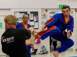 in Langley - KickFit Martial Arts School Langley - Dan Grade Promotions