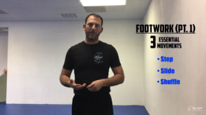 in Cedar Park - The Mat Martial Arts - Essential Footwork for Self Defense