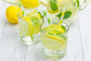 Personal Training in London - AG Personal Fitness - Benefits of Lemon Water