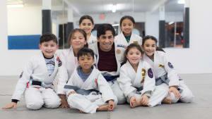 Brazilian Jiu Jitsu in Clifton - Clifton Brazilian Jiu Jitsu Academy - Martial Arts Benefits for Kids