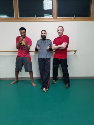 Kids Martial Arts in Racine - Chay's Tae Kwon Do - New ranks for Krav Maga self defense students
