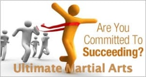 in Heathmont - Ultimate Martial Arts - Succeeding in 2018