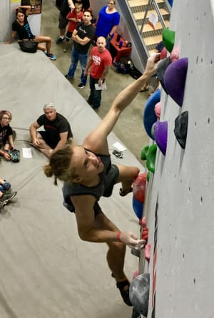 Rock Climbing  in Wichita - Bliss Bouldering And Climbing Complex - Super Bowl Focus: Eight lessons to take your climbing to the next level.