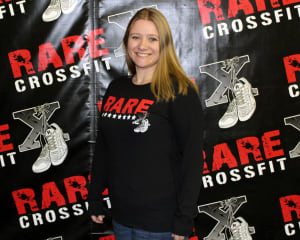 Please welcome Deloris to our RARE Team at RARE Crossfit - Fredericksburg, Spotsylvania, and Stafford's premier CrossFit Facility!