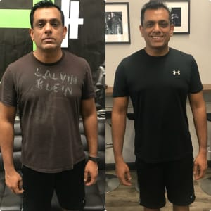 2018 JANUARY TRANSFORMATION CHALLENGE WINNER! CONGRATULATIONS TO NAMBI!