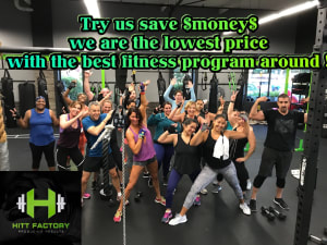 Personal Training in Pleasanton - HITT Factory - HITT FAM