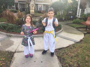 Kids Martial Arts in Orlando - Three Dragons Martial Arts Academy