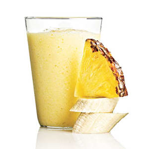 Personal Training in Concord - Individual Fitness - Pineapple Express Smoothie
