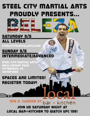 in Pittsburgh - Steel City Martial Arts