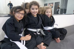 Is your child shy?  How Martial Arts can help.