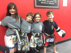Kids Martial Arts in Boulder - Tran's Martial Arts And Fitness Center - Moving on to the next phase!