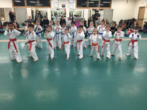 in Racine - Chay's Tae Kwon Do - Kids Martial Arts for ages 4-7