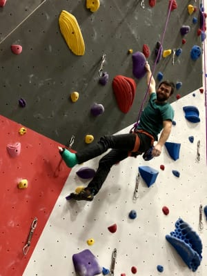 Rock Climbing  in Wichita - Bliss Bouldering And Climbing Complex - 110% Determination: Keys to creating Olympic-style greatness