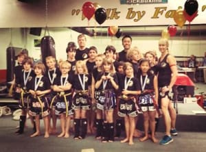 Kids Martial Arts in Boulder - Tran's Martial Arts And Fitness Center - May Kids Belt Promotion ROCKED