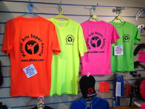 Kids Karate in Rhyl - John Lynns BBA - New Summer Academy T shirts