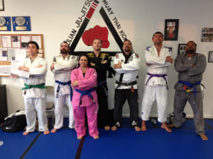 Stripe Day Brazilian Jiujitsu Class Monday
