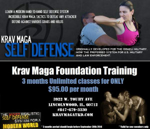 Kids Martial Arts in Chicago - Ultimate Martial Arts - Krav Maga Chicago foundation training 3 Months Special
