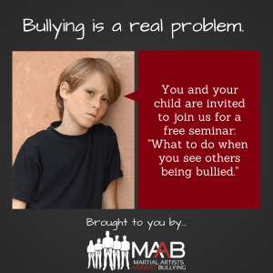 FREE- Done With Bullying - Bullying Prevention Program this October