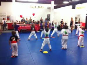Kids Martial Arts in Boulder - Tran's Martial Arts And Fitness Center - Lil Dragons Belt Promotion this Thursday