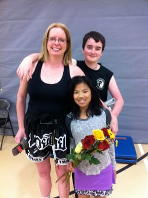 Kids Martial Arts in Boulder - Tran's Martial Arts And Fitness Center - Family Spotlight The Scott Family