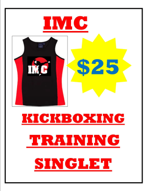 Kids Karate in Prestons and Liverpool - IMC Liverpool - IMC Singlets