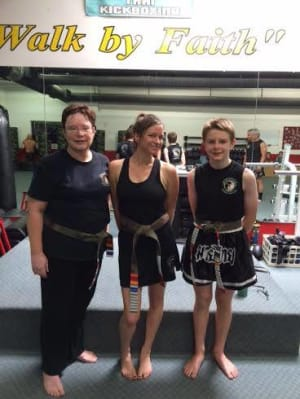 Kids Martial Arts in Boulder - Tran's Martial Arts And Fitness Center - Black Belt Here We Come