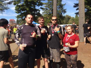 FMA goes to Rugged Maniac 2014