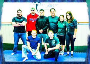 Kids Martial Arts in Chicago - Ultimate Martial Arts - Heavy Bag Instructor Training