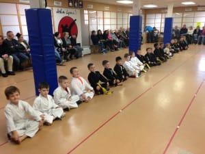 Kids Karate in Rhyl - John Lynns BBA - Fantastic Little Dragons