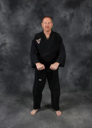 Trey Lambert in Atlanta - Power Up Martial Arts