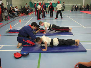 Kids Karate in Slough - KickFit Martial Arts Slough - Setting Goals for Future Success