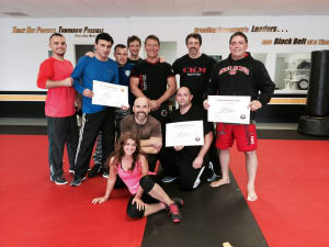 Kids Martial Arts in Philadelphia - Commando Krav Maga and Diamond Mixed Martial Arts - Pictures from Last Bootcamp with Moni Azik and Andrew Clough
