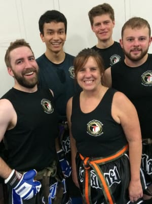 Kids Martial Arts in Boulder - Tran's Martial Arts And Fitness Center - Congrats To our February Adult Testers