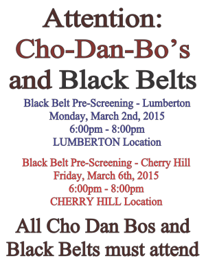 Kids Martial Arts in Cherry Hill - Arts and Leadership Academy - ChoDanBo PreScreening