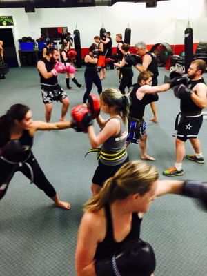 Kids Martial Arts in Boulder - Tran's Martial Arts And Fitness Center - More Muay Thai