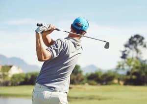 3 Pilates Moves For Better Golf Posture