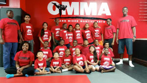 Kids Martial Arts in Baldwin - OMMA Karate - Summer Camp 2015