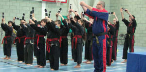 Earning Your Black Belt