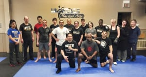 Krav Maga Chicago: Work hard and be proud of what you achieve