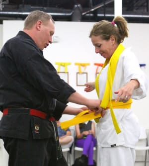 Kids Martial Arts in Arvada - America's Best Martial Arts - Always Team Up - Never Give Up
