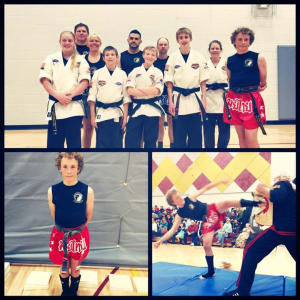 Kids Martial Arts in Boulder - Tran's Martial Arts And Fitness Center - Congrats Mr Esposito our newest Junior Black Belt