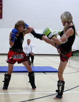 SPARRING WEEK for all Adult and Kids Muay Thai