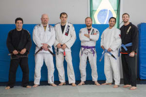 Jiu-Jitsu promotions at Bruno Souza Brazilian Jiu-Jitsu Franklin Martial Arts Bellingham MA