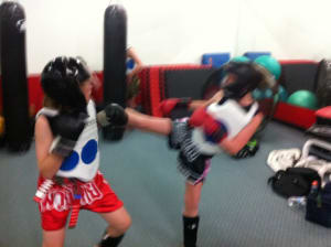 Kids Martial Arts in Boulder - Tran's Martial Arts And Fitness Center - SPARRING WEEK for all Adult and Kids Muay Thai