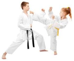 Karate is so good for kids