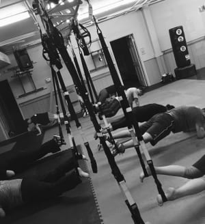 Kids Martial Arts in Chicago - Ultimate Martial Arts - TRX Class